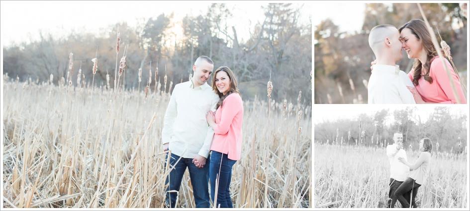Arnold Aboretum Engagement Photography