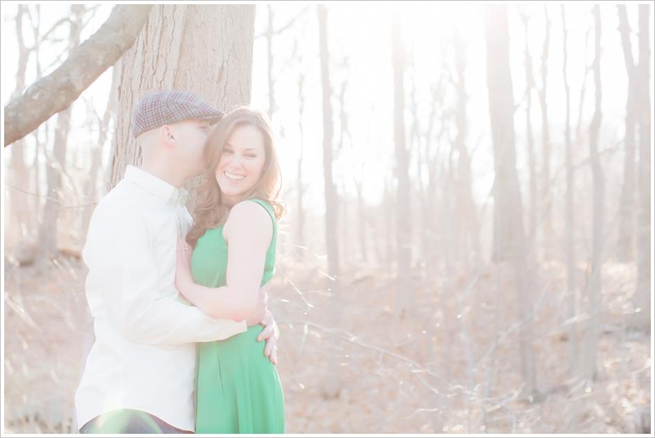 Arnold Aboretum Engagement Wedding Photography