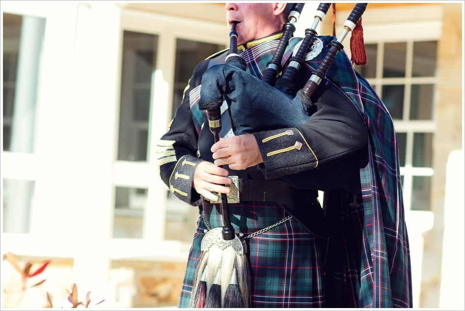 Bagpiper Wedding Photography Boston, MA