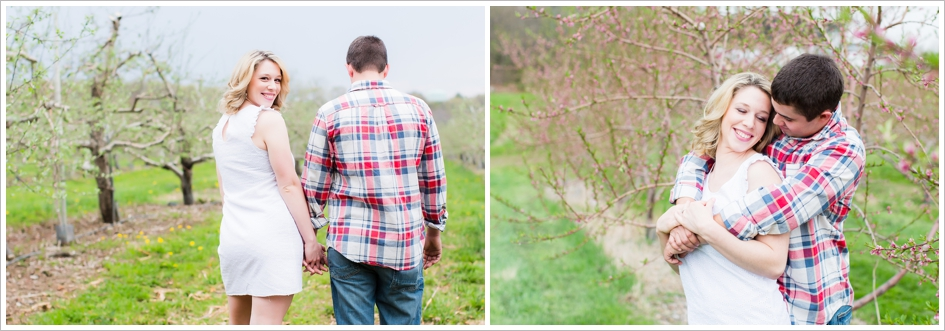 Brooksby Farm Engagement Photography