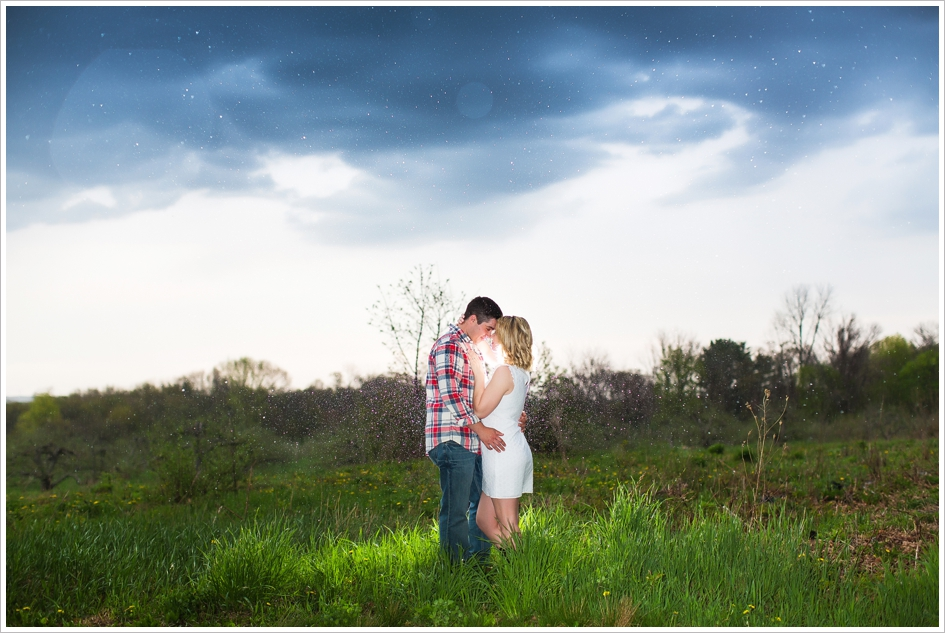 Engagement Photography At Brooksby Farm