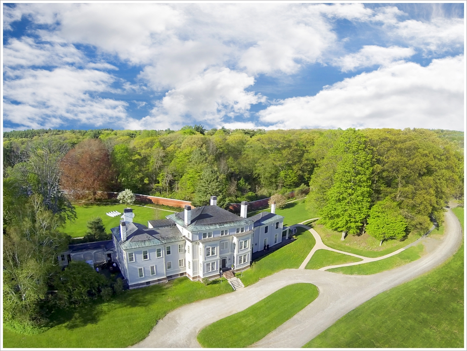 Lymann Estate Aerial Photography