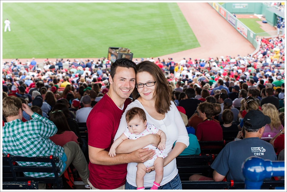 Prudente photography at red sox