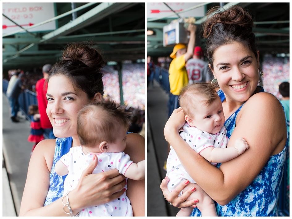 Red Sox Family photos