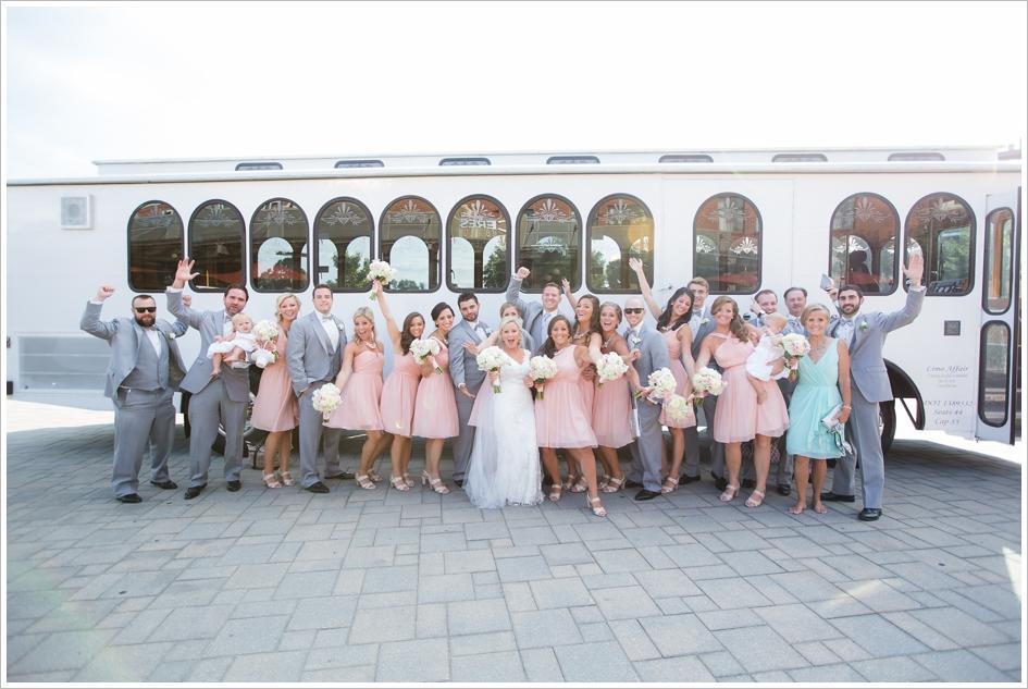 Bridal Party Photos Worcester, MA Wedding Photos Assumption College Chapel Beechwood Hotel