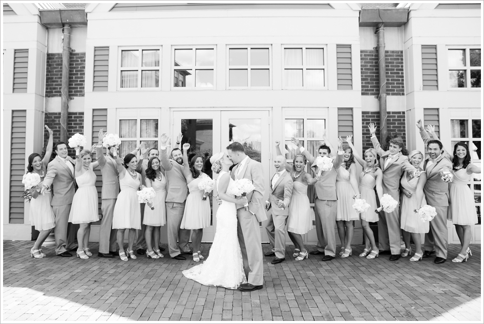 Bridal Party Wedding Photography Beechwood Hotel Worcester, Boston, MA