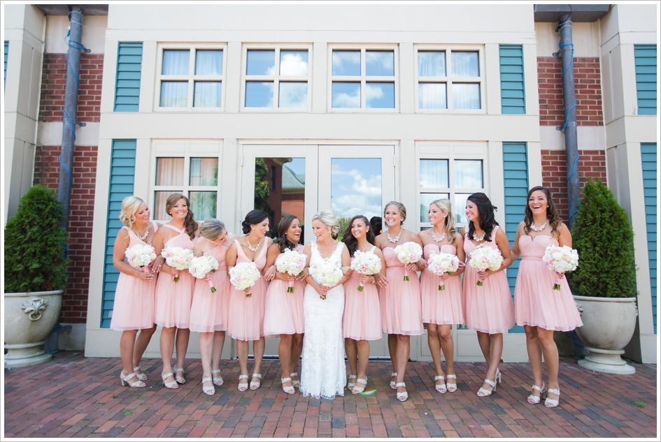 Bridesmaid Bridal Party Wedding Photography Portraits Photos