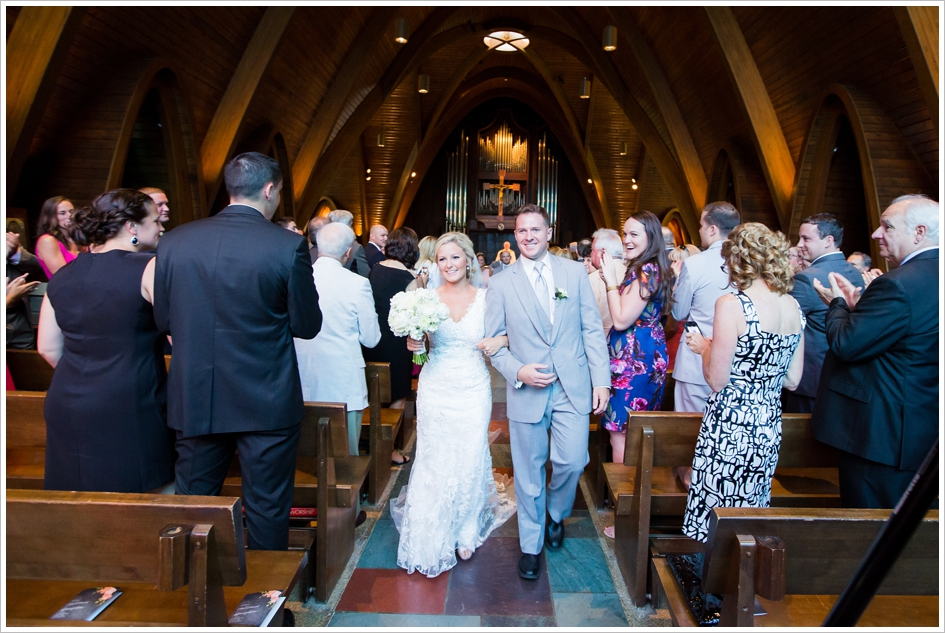 Happy Couple Worcester Boston Wedding Photography Assumption College Chapel Beechwood Hotel Worcester, MA