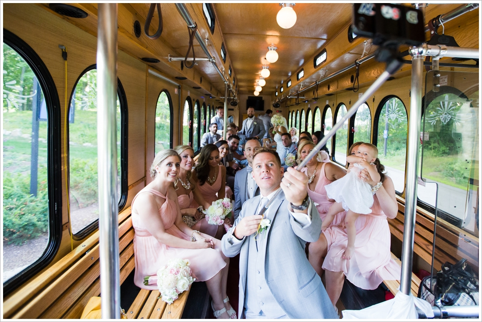 Selfie Bridal Party Wedding Photography Assumption College Chapel Beechwood Hotel Worcester, MA